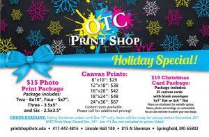 OTC Print Shop