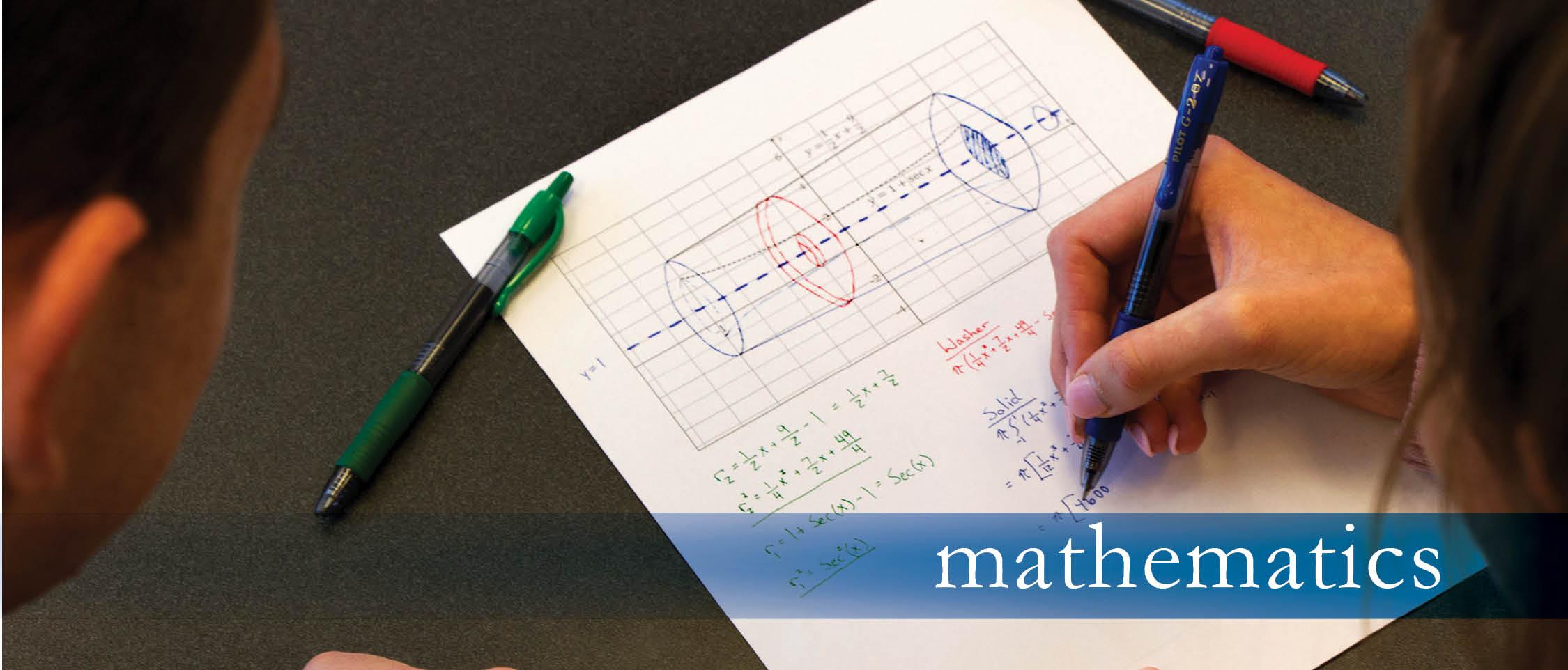 Maths Banner2