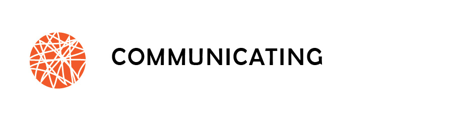 OTC Core Experience: Communicating Logo