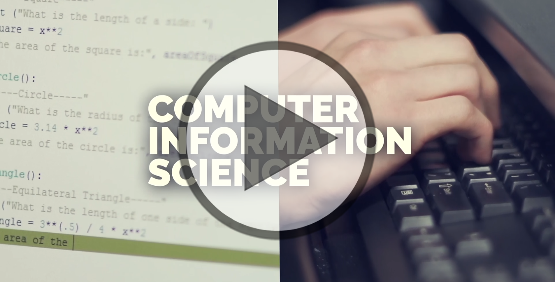 Computer Information Science