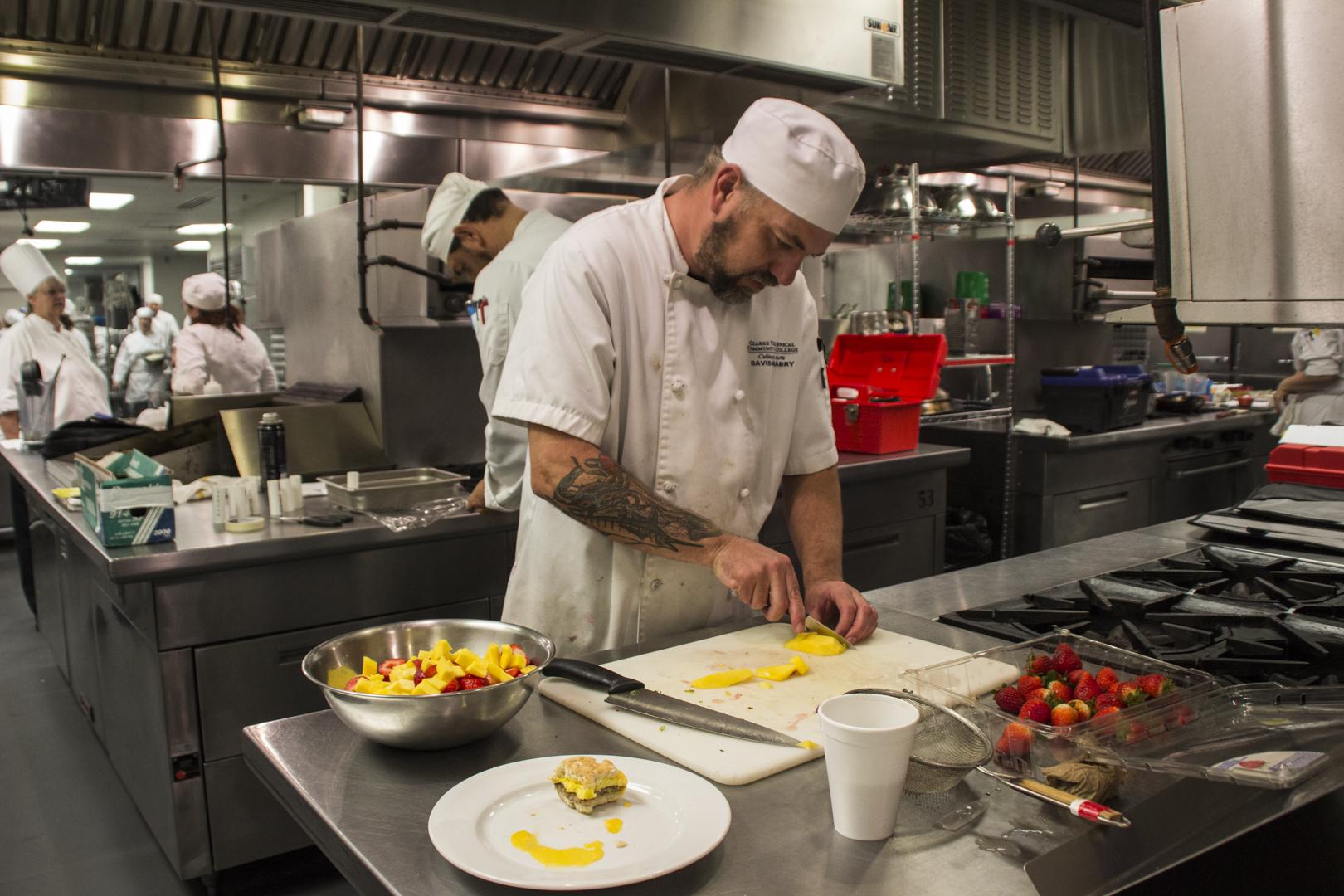 OTC Culinary Arts Program & Hospitality Management Program