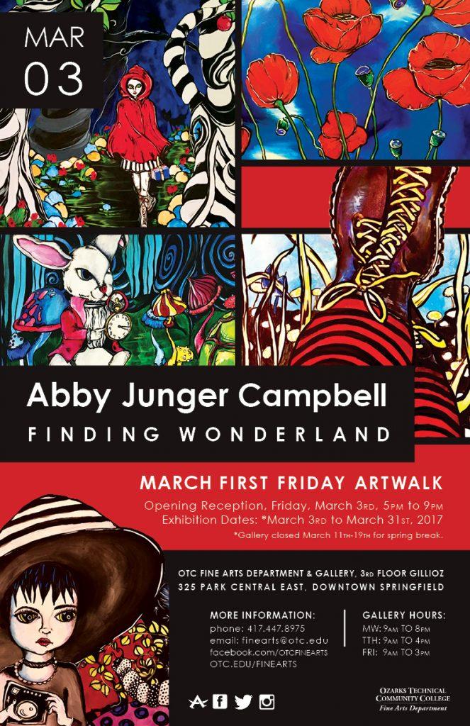 March Artwalk