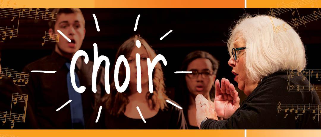 Choir Web Banner Image