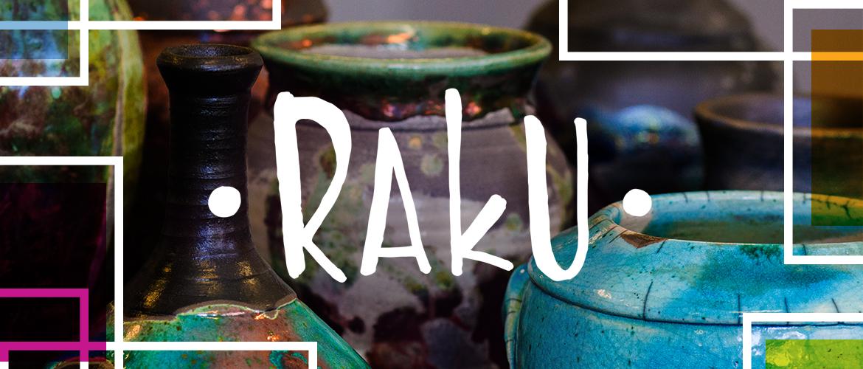 Ceramics-raku Banner