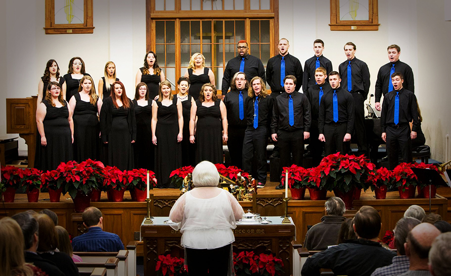 Choir Photo
