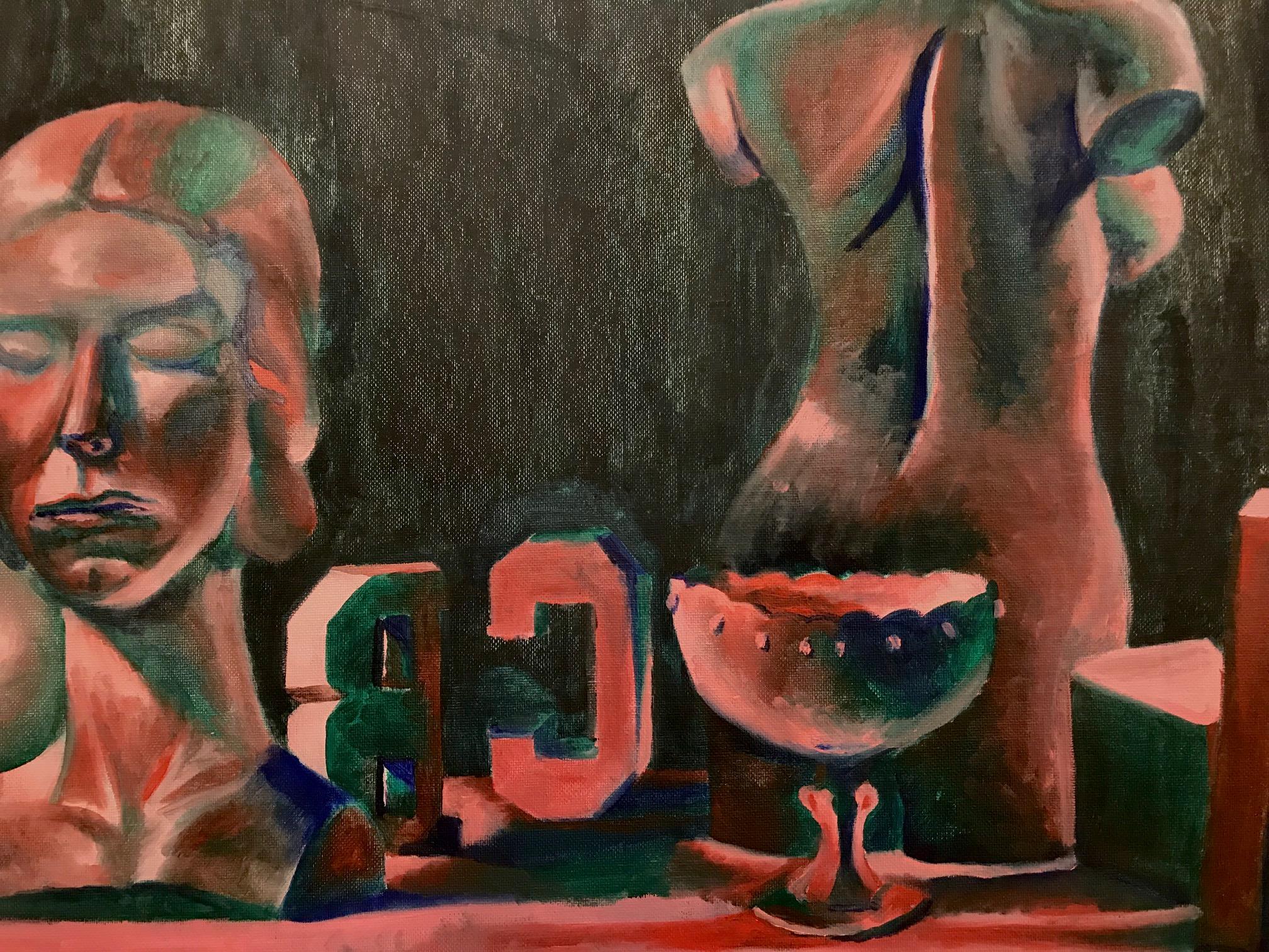 FFAW December Student Showcase 2017 Art Work