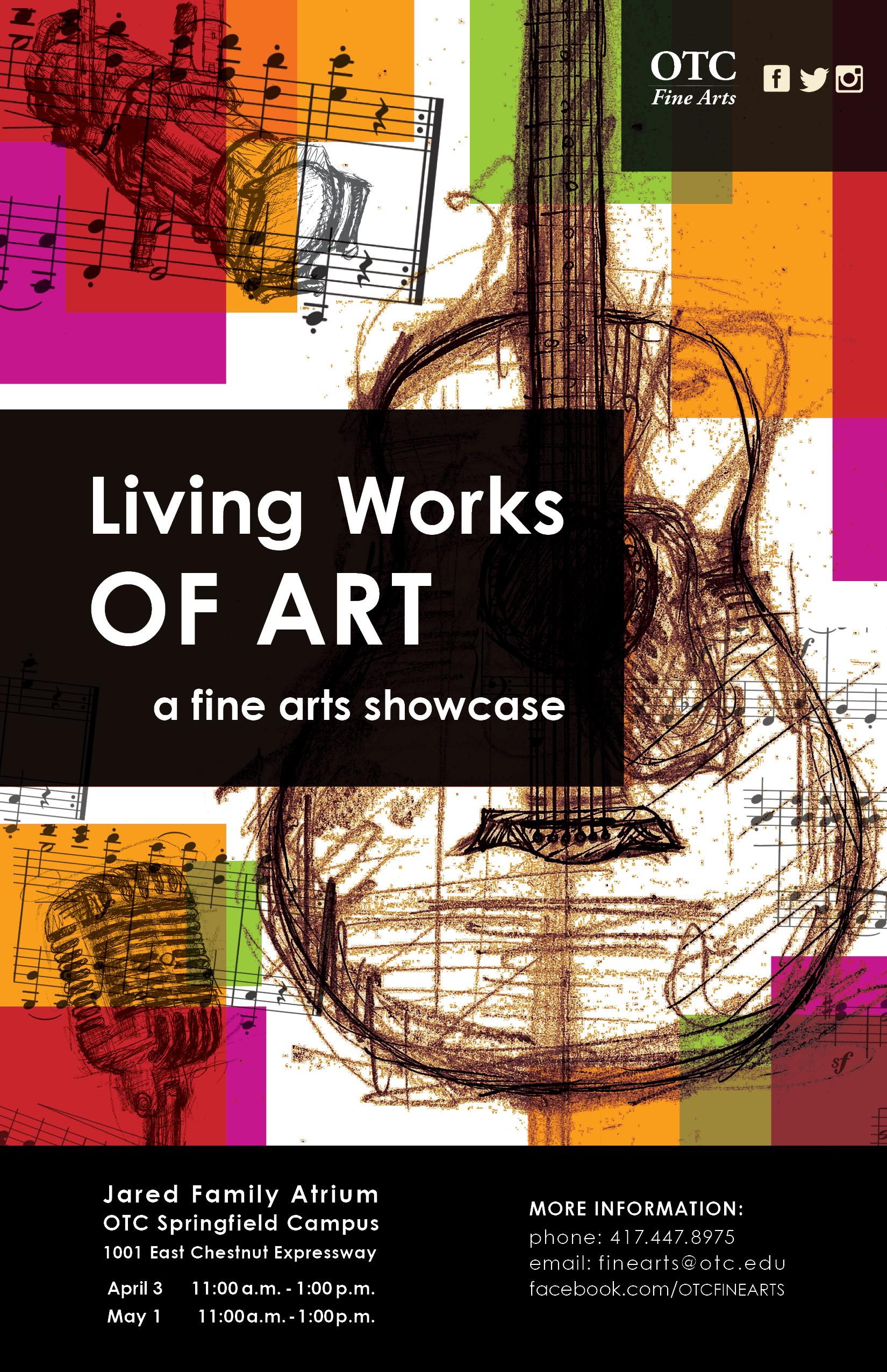 Living Works of Art