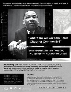 MLK Poster