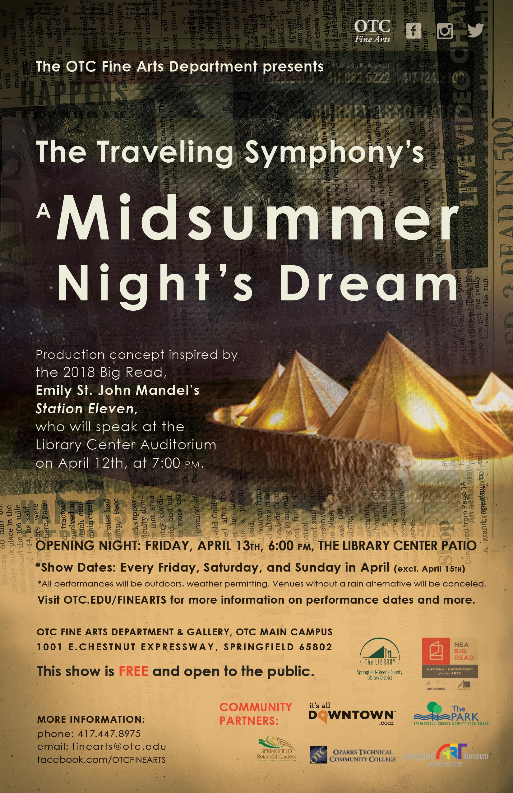 TS-Mid Summer Poster 11X127