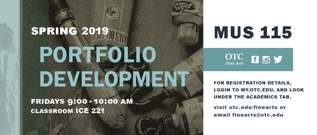 Portfolio Development Banner
