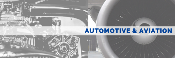 Databases for Automotive and Aviation