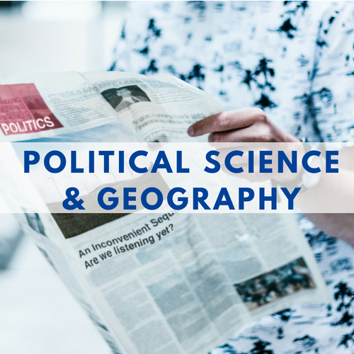 Political Science and Geography