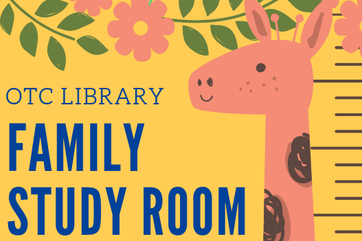 Family Study Room Label Small
