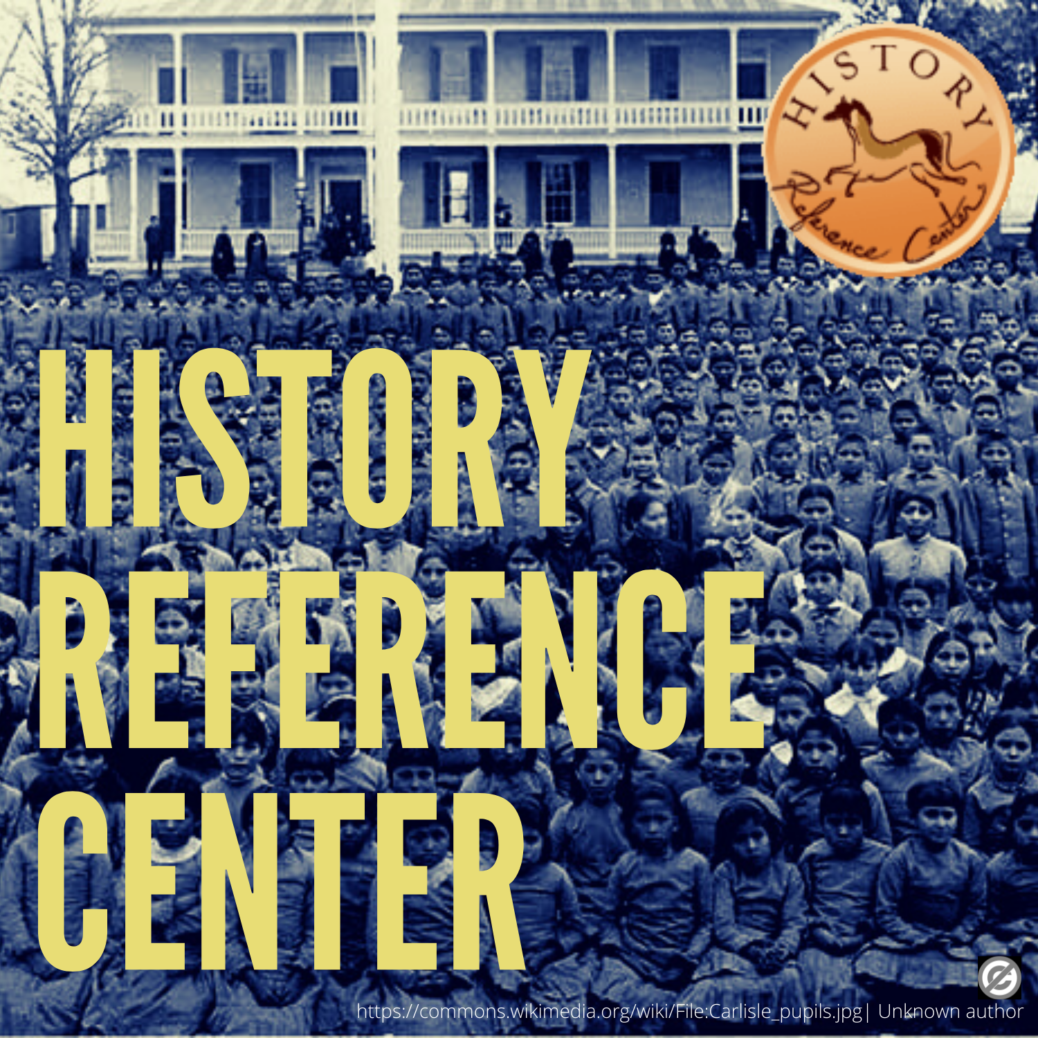 History Reference Center link