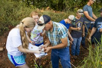 Plant Science Soil Pit Study
