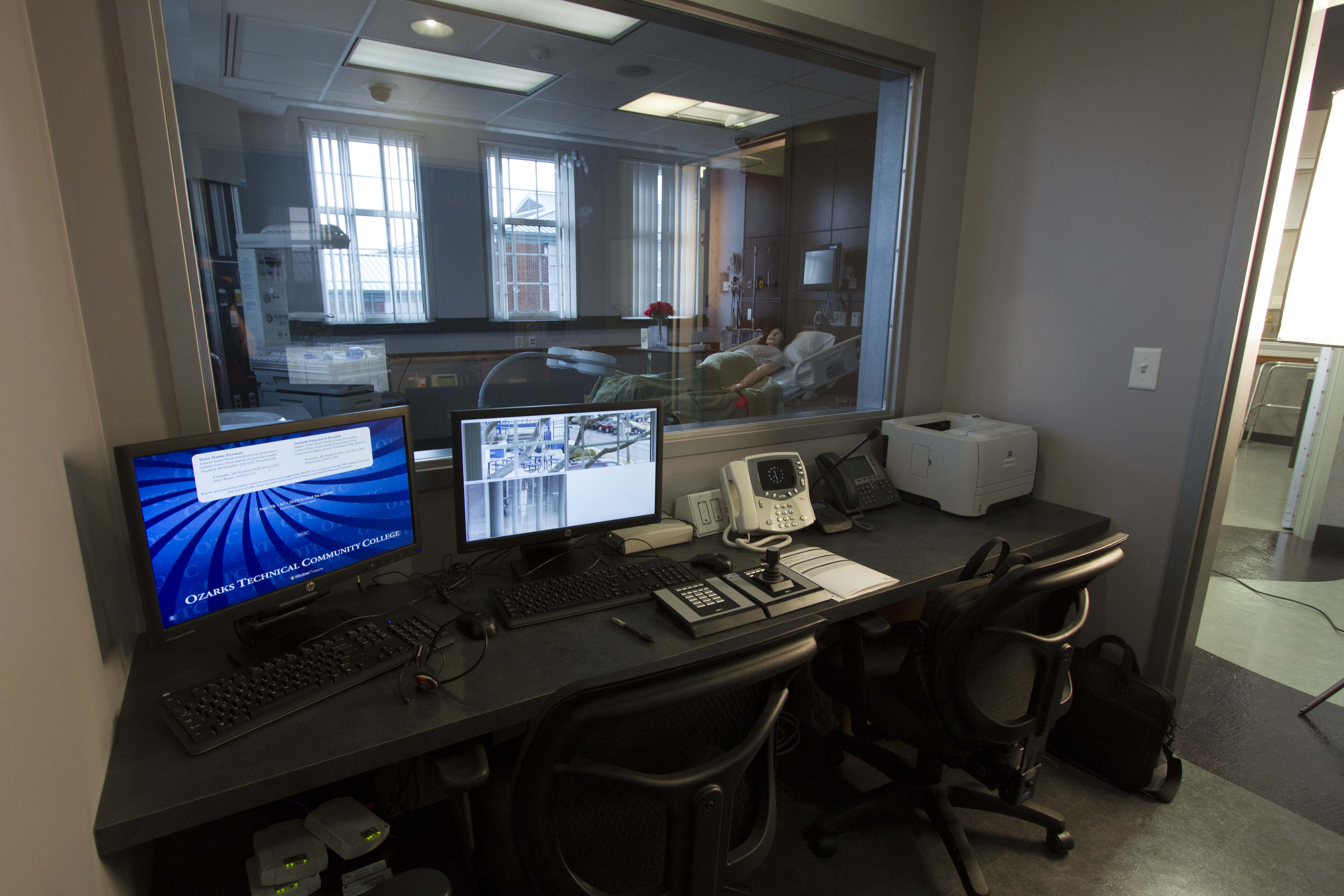 About the Simulation Center