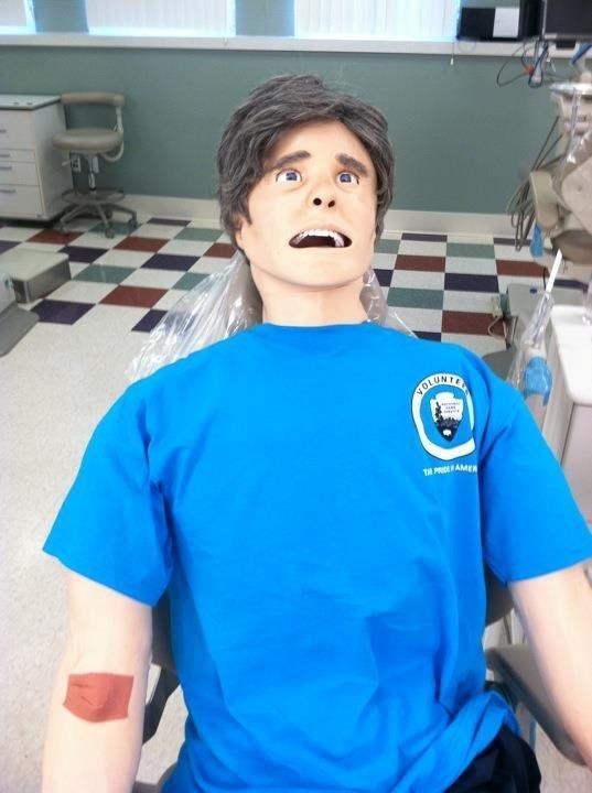 Dental Students Simulation